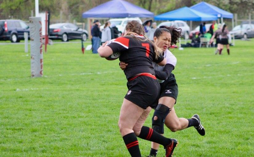 Bard College Women's Rugby: Tri-State 7sChampionship