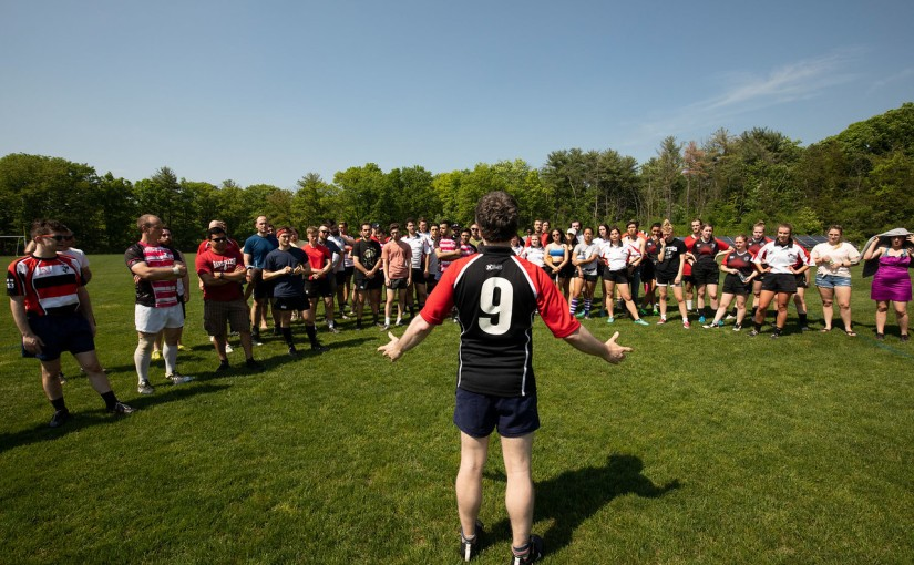 Bard Rugby Alumni/ae Game2018