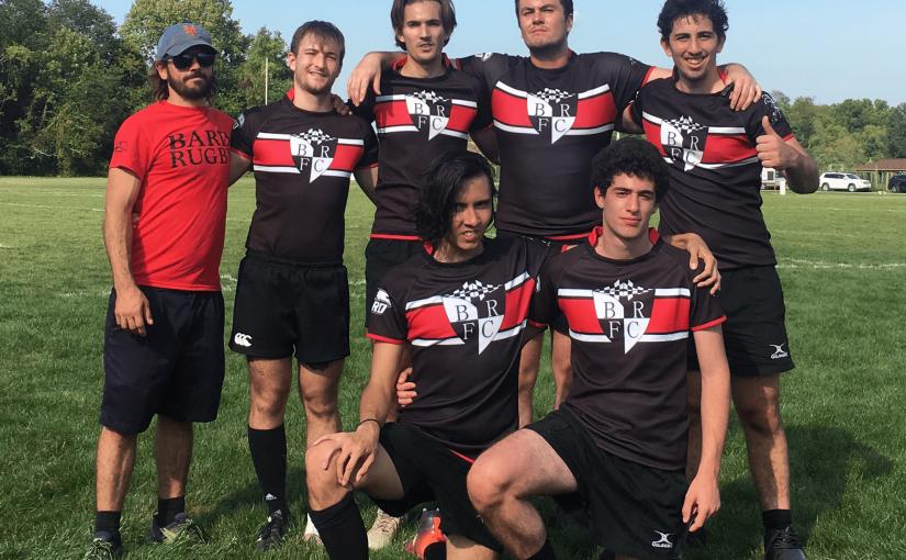 Bard Men Open Fall 2019 Season AtVassar
